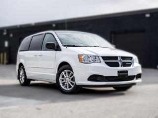 Used 2014 Dodge Grand Caravan SXT I DVD I BACKUP I NO ACCIDENT for sale in Toronto, ON