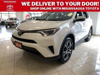 Used 2016 Toyota RAV4 LE for sale in Mississauga, ON