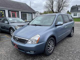 Used 2011 Kia Sedona EX W/LUXURY PKG for sale in Tiny, ON