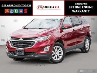 Used 2019 Chevrolet Equinox LT w/1LT | OFF LEASE for sale in Orillia, ON