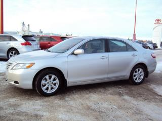 Used 2009 Toyota Camry LE for sale in North Battleford, SK