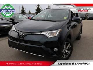 Used 2017 Toyota RAV4 FWD 4dr XLE for sale in Whitby, ON