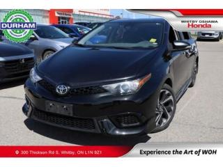 Used 2018 Toyota Corolla IM for sale in Whitby, ON