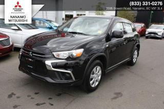 Used 2019 Mitsubishi RVR ES for sale in Nanaimo, BC