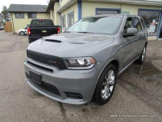 Used 2020 Dodge Durango ALL-WHEEL DRIVE R/T MODEL 7 PASSENGER 5.7L - HEMI.. BENCH & THIRD ROW.. NAVIGATION.. HEATED SEATS.. BACK-UP CAMERA.. POWER SUNROOF.. BLUETOOTH.. for sale in Bradford, ON