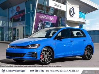 New 2021 Volkswagen Golf GTI Autobahn for sale in Dartmouth, NS