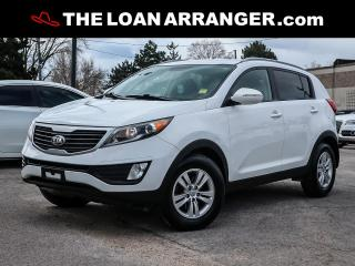Used 2013 Kia Sportage for sale in Barrie, ON