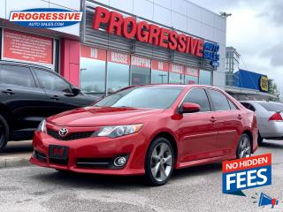 Used 2013 Toyota Camry SE NAV / SUNROOF / BACKUP CAMERA for sale in Sarnia, ON