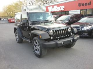 Used 2014 Jeep Wrangler Sport 4WD Automatic for sale in Ottawa, ON
