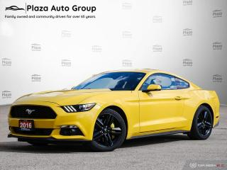 Used 2016 Ford Mustang EcoBoost Premium | LOW KMS | CLEAN for sale in Richmond Hill, ON