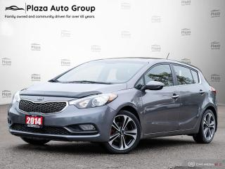 Used 2014 Kia Forte EX | HATCHBACK | LOCAL | LIFETIME ENGINE WARRANTY for sale in Richmond Hill, ON