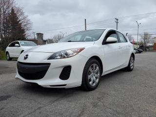 Used 2012 Mazda MAZDA3 *Sport*GX*A/C* 51$/SEM for sale in St-Jérôme, QC