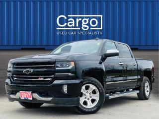 Used 2017 Chevrolet Silverado 1500 LTZ for sale in Stratford, ON
