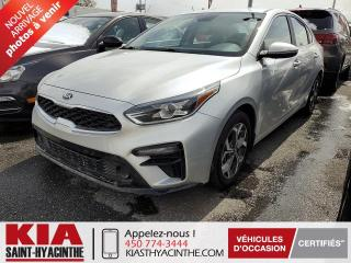 Used 2019 Kia Forte EX * CAMÉRA DE RECUL / SIÈGES CHAUFFANTS for sale in St-Hyacinthe, QC