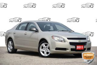 Used 2011 Chevrolet Malibu LS ONE OWNER | ACCIDENT FREE! for sale in Kitchener, ON