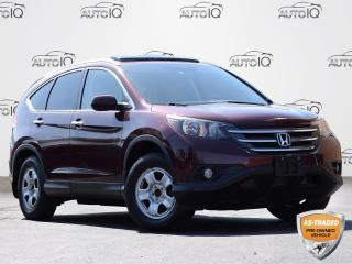 Used 2013 Honda CR-V Touring AWD 2.4L| NAVIGATION SYSTEM | POWER WINDOWS for sale in Waterloo, ON