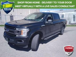 Used 2018 Ford F-150 XLT | ONE OWNER | NO ACCIDENT | POWER SEAT | EXTERIOR PARKING CAMERA | for sale in Barrie, ON
