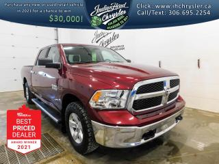 Used 2018 RAM 1500 SLT 4x4   EcoDiesel   Keyless Entry for sale in Indian Head, SK