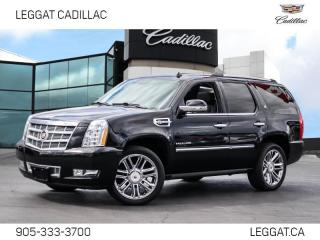 Used 2013 Cadillac Escalade SHOWROOM CONDITION | HYBRID | 6.0L V8 for sale in Burlington, ON