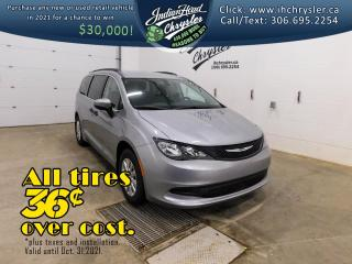 New 2021 Dodge Grand Caravan SE   Bluetooth   Cruise Control for sale in Indian Head, SK