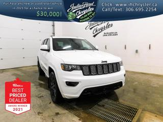 New 2021 Jeep Grand Cherokee Altitude 4x4   Leather   Bluetooth for sale in Indian Head, SK