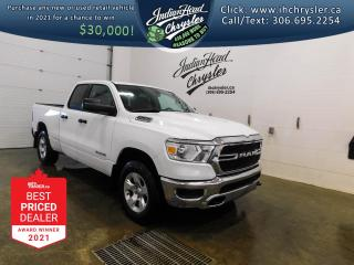 New 2021 RAM 1500 Tradesman 4x4   Bluetooth for sale in Indian Head, SK