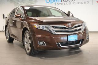 Used 2014 Toyota Venza V6 AWD 6A for sale in Richmond, BC