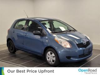 Used 2007 Toyota Yaris 5-door Hatchback LE 4A for sale in Port Moody, BC