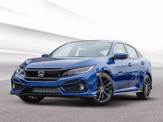 New 2021 Honda Civic Hatchback Sport for sale in Bridgewater, NS