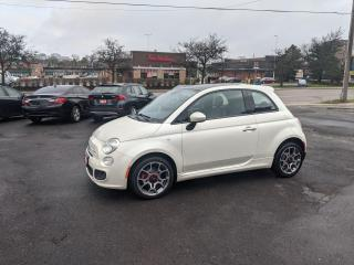 Used 2014 Fiat 500 for sale in Waterloo, ON