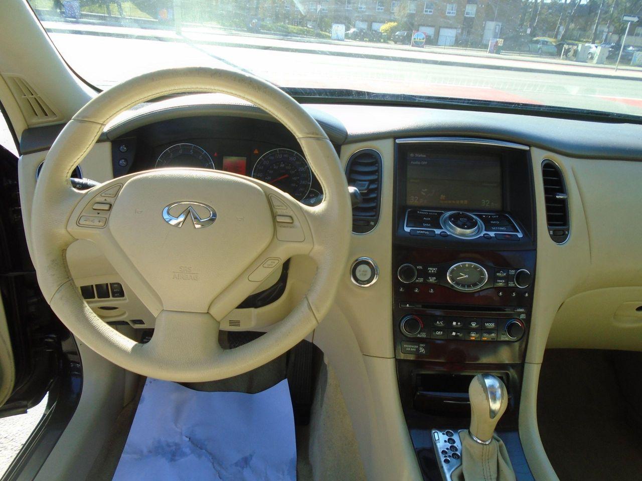 2009 Infiniti EX35