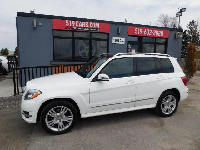 2015 Mercedes-Benz GLK-Class | One Owner | No Accidents