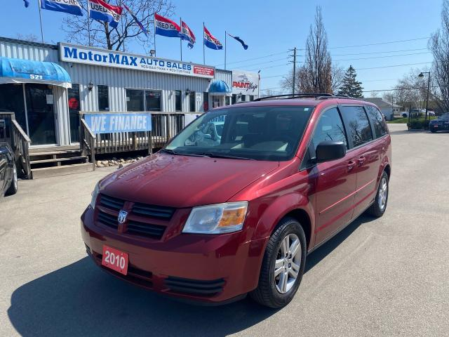 2010 Dodge Grand Caravan SE-STOW-N-GO/ACCIDENT FREE