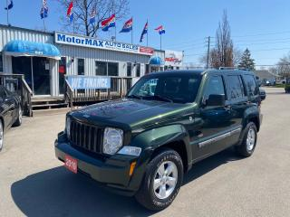 Used 2010 Jeep Liberty Sport-SOLD SOLD for sale in Stoney Creek, ON