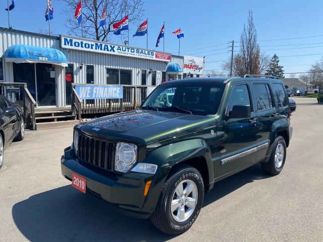 2010 Jeep Liberty Sport-North Edition-4x4