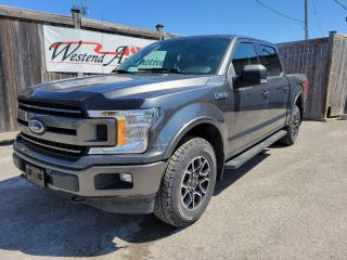 Used 2018 Ford F-150 FX4 for sale in Stittsville, ON