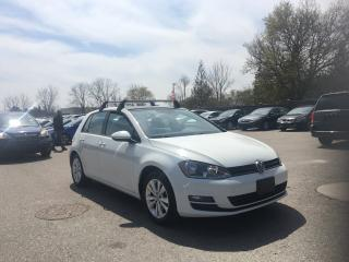 Used 2017 Volkswagen Golf for sale in London, ON