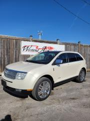 Used 2008 Lincoln MKX Limited for sale in Stittsville, ON