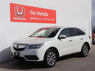 Used 2015 Acura MDX SH-AWD for sale in Edmonton, AB