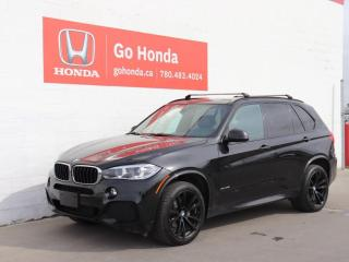 Used 2016 BMW X5 xDRIVE35i AWD M-SPORT for sale in Edmonton, AB