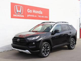 Used 2020 Toyota RAV4 TRAIL AWD for sale in Edmonton, AB