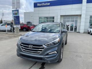 Used 2017 Hyundai Tucson SE AWD/LEATHER/PANOROOF/HEATEDSEATSANDSTEERING for sale in Edmonton, AB