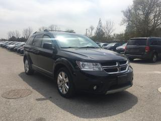 Used 2012 Dodge Journey SXT 7-Passengers for sale in London, ON