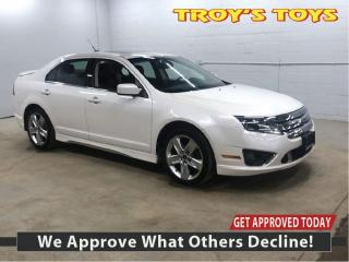 Used 2011 Ford Fusion SPORT for sale in Guelph, ON