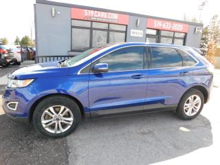 Used 2015 Ford Edge SEL | Leather | Sunroof | Nav | Power Tailgate for sale in St. Thomas, ON