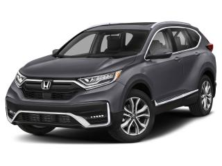 New 2021 Honda CR-V Touring 4WD CRV 5 DOORS for sale in Woodstock, ON