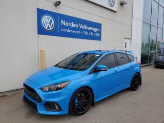 Used 2017 Ford Focus Rs Awd for sale in Edmonton, AB