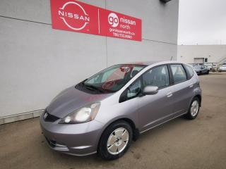 Used 2009 Honda Fit LX / Low Km / One Owner / No Accidents for sale in Edmonton, AB