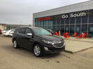 Used 2020 Chevrolet Equinox 2.0T, PREMIER, AWD, 2LT for sale in Edmonton, AB