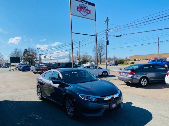2017 Honda Civic LX Only $115 Bi-Weekly! Clean Car Fax!